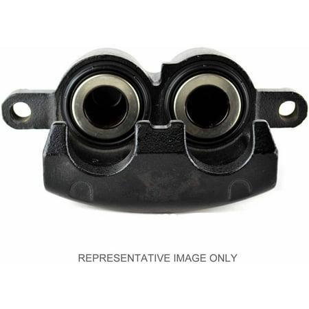 Disc Brake Caliper-Premium Semi-Loaded Caliper-Preferred Rear Left Centric