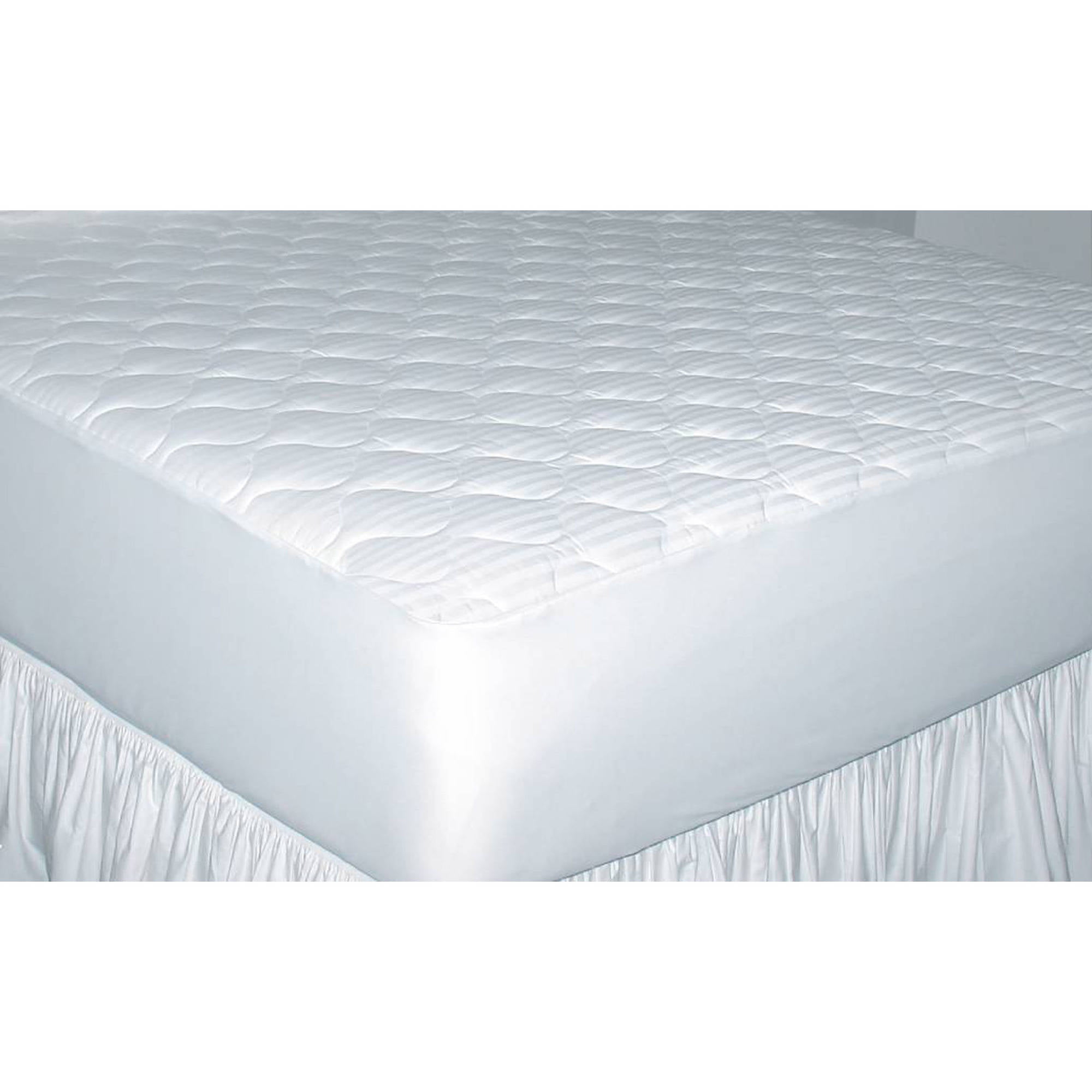 twin xl waterproof mattress cover Quiet Comfort Waterproof Mattress Pad   Walmart.com twin xl waterproof mattress cover