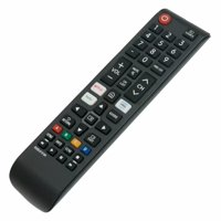 New Remote replacement BN59-01315A for Samsung 4K TV BN59-01315D With NETFLIX Hulu APP