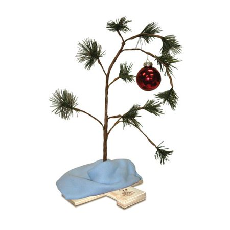 Peanuts Charlie Brown Tree with Blanket ()