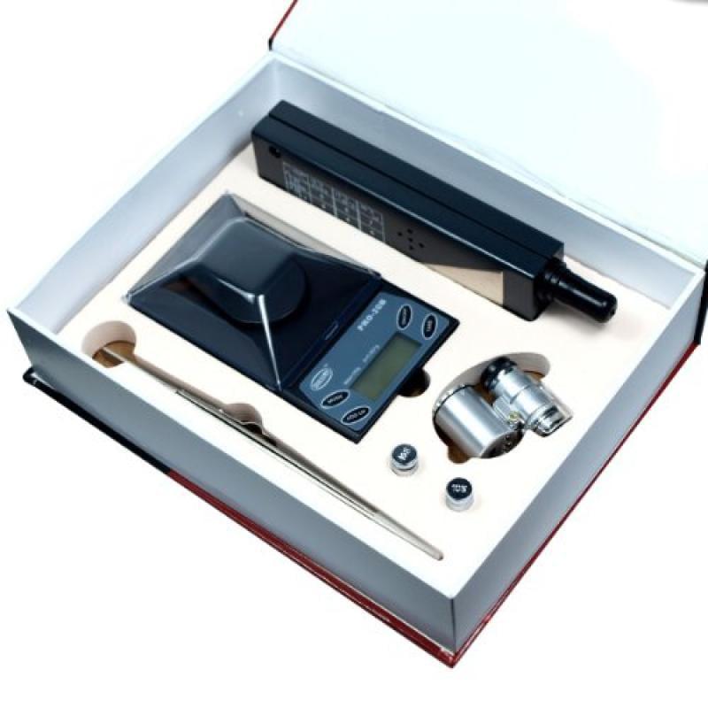 Horizon Jeweler Diamond Tool Kit : 0.001g Digital Scale +...
