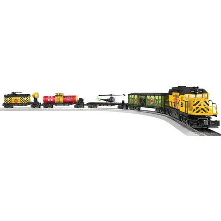 Lionel 6-82099 Zombie Apocalypse Survivors Train Set with Sound & LionChief (Best Vehicle For A Zombie Apocalypse)