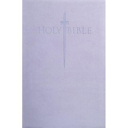 KJVER Sword Value Thinline Bible Personal Size Lavender Ultrasoft : King James Version Easy Read