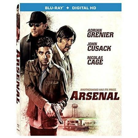 Arsenal  Blu Ray