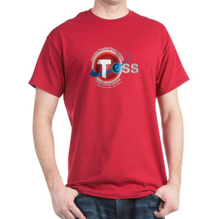 CafePress - TESS Program Logo Dark T Shirt - 100% Cotton T-Shirt