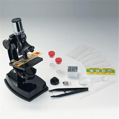 Elenco EDU41004 Microscope Set With Light And Projector