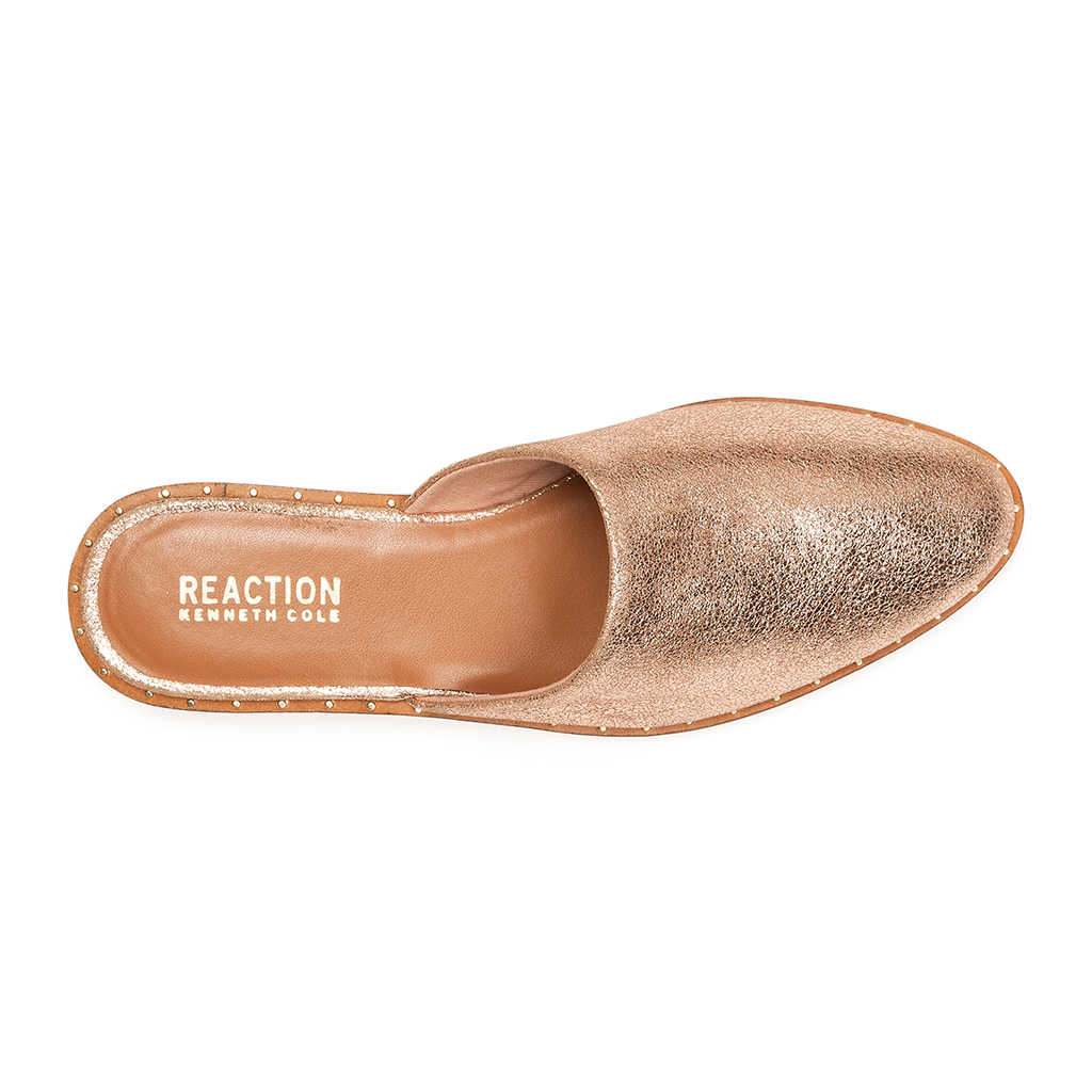 Kenneth Cole Women's Speed-Y Flats in Rose Gold, 8.5 US - image 2 of 3