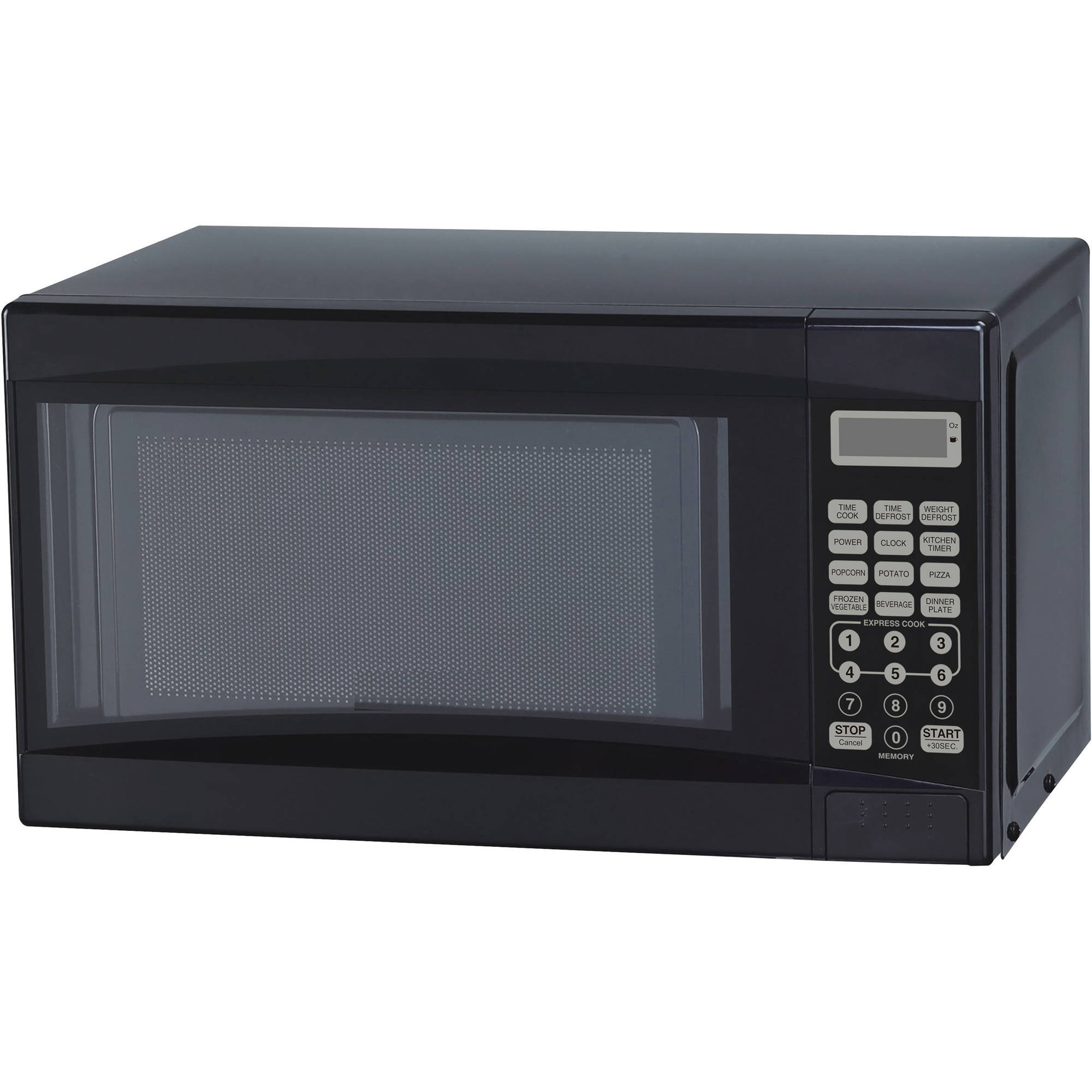 General Electric 1 4 Cu  Ft  Countertop Microwave Oven