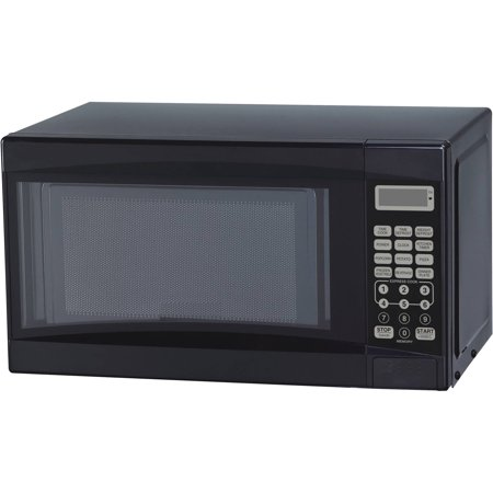 Mainstays 0 7 Cu Ft Microwave Oven Black