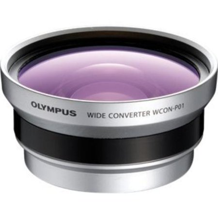 Review Olympus Wcon-p01 – Conversion Lens For Micro Four Thirds (261551) Before Too Late