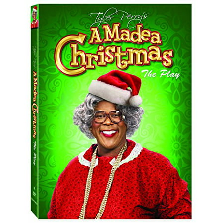 Tyler Perry's A Madea Christmas - The Play (DVD) (Boo A Madea Halloween Trailer)