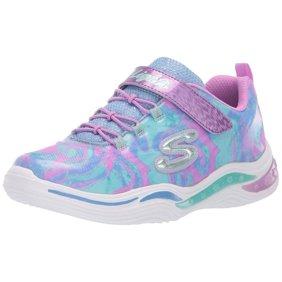 Girls' Skechers S Lights Power Petals Sneaker