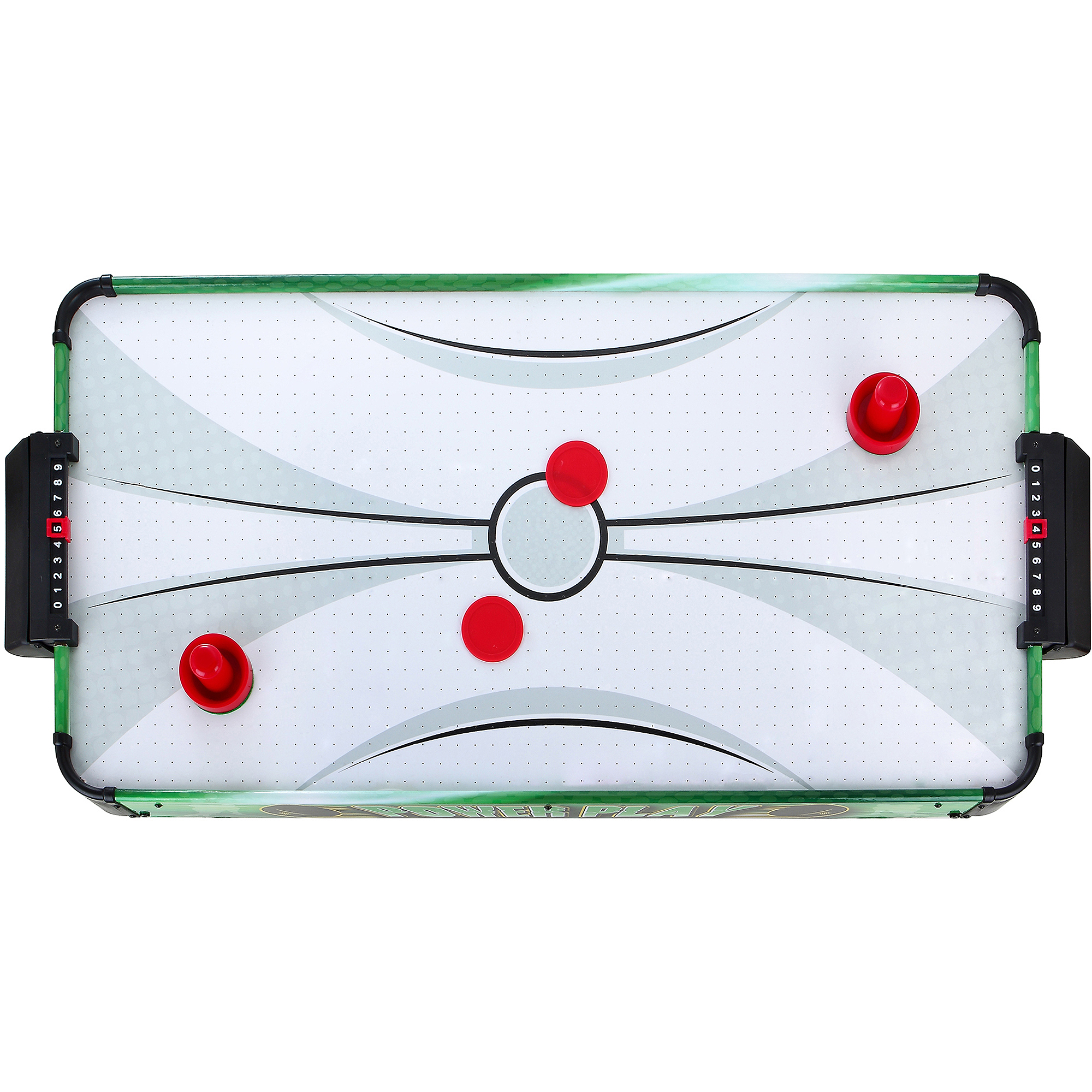 "Hathaway Power Play 40"" Table Top Air Hockey"