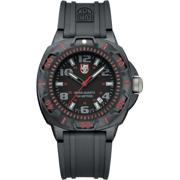 Luminox Men's Black Sentry Military Diver's Watch A.0215.SL