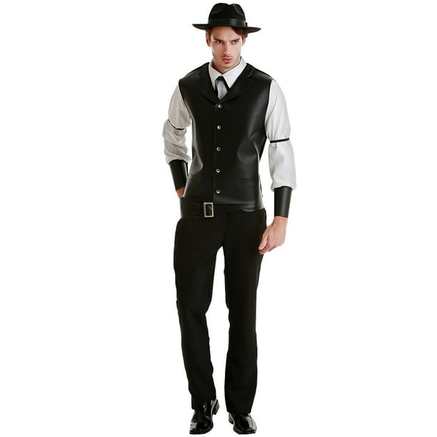 Boo Inc Daring Desperado Halloween Costume For Men Gunslinger Outfit For Parties Walmart Com Walmart Com