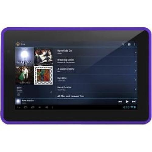 """Ematic Genesis Prime 4 GB Tablet - 7"""" - Purple"""