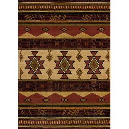 United Weavers of America China Garden Southwest Wind Auburn Area Rug