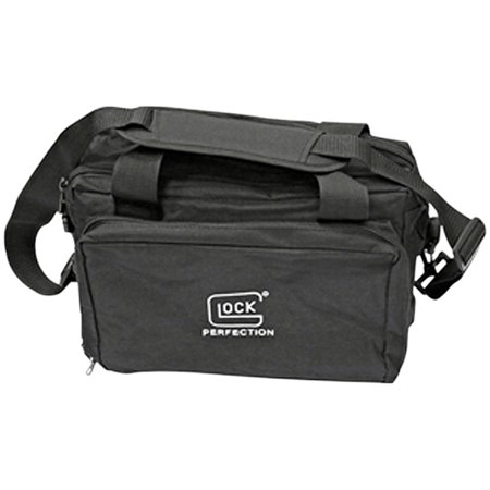 GLOCK RANGE BAG PISTOL CASE 600D POLYESTER SMOOTH
