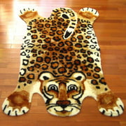 Walk on Me Rugs Leopard Playmat Rug - 2'3 x 3'7