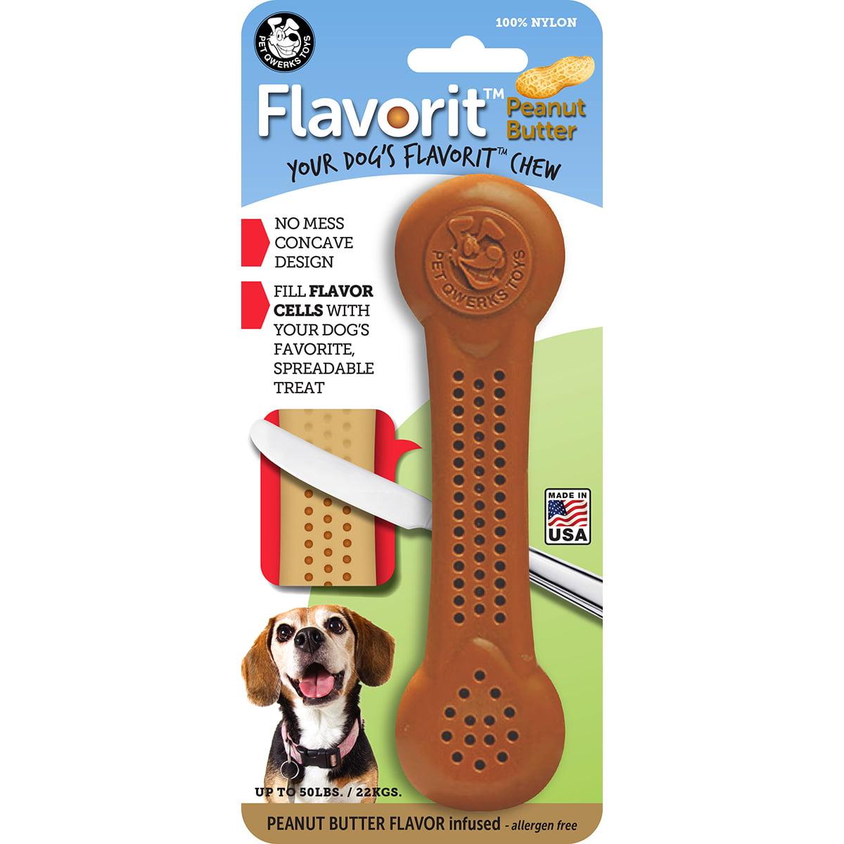 Flavorit Nylon Bone-Peanut Butter Large - image 1 of 1
