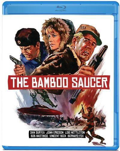 The Bamboo Saucer (Blu-ray)