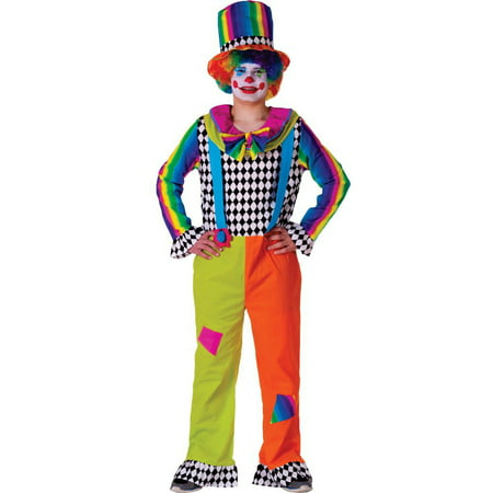Jolly The Clown Costume For - Mens Clown Costumes