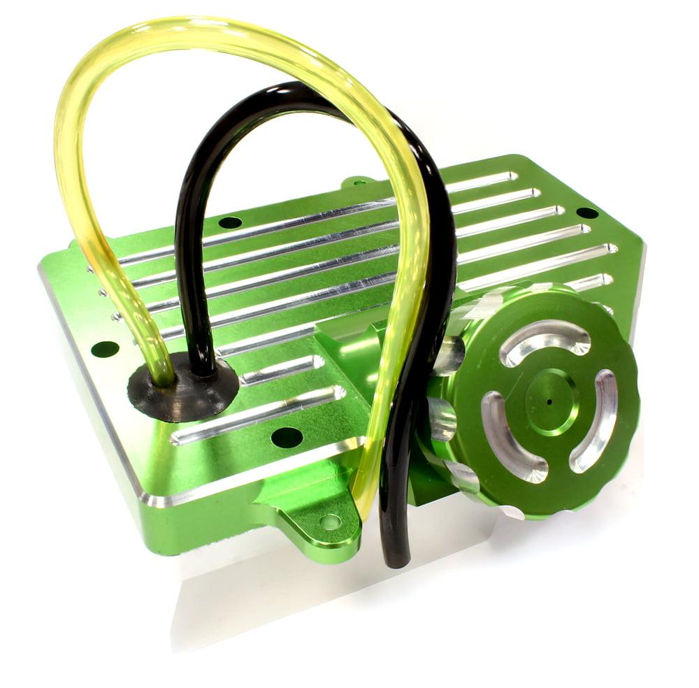 INTEGY RC Model Hop-ups C25628GREEN Billet Machined Alloy...