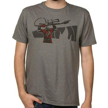 Team Fortress 2 Pyro Premium Adult T Shirt