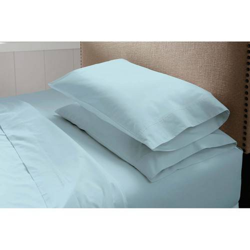Better Homes And Gardens 350 Thread Count Hygro Cotton Satin Sheet Collection Pillowcase