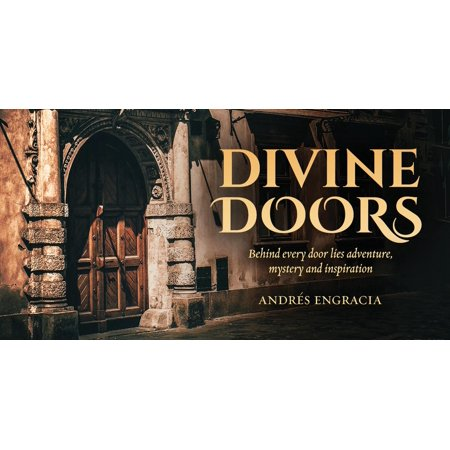 Mini Inspiration Cards: Divine Doors: Behind Every Door Lies Adventure, Mystery and Inspiration (Doom Card)