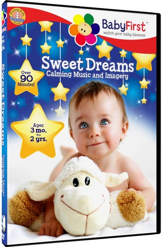 BabyFirst: Sweet Dreams: Calming Music and IMagery by Mill Creek
