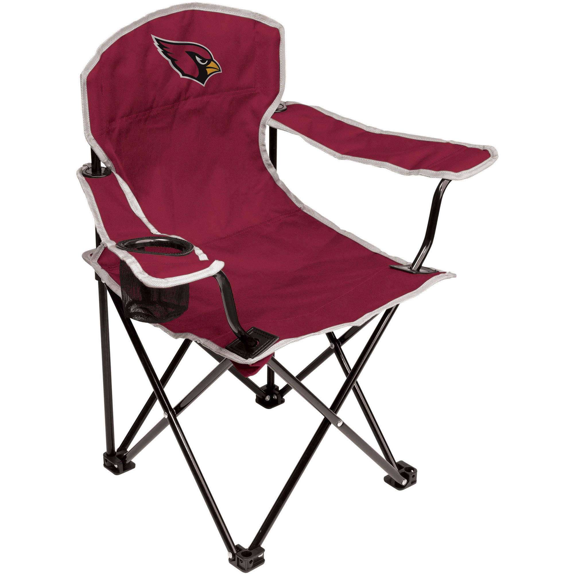 NFL Arizona Cardinals Youth Size Tailgate Chair from Coleman by Rawlings