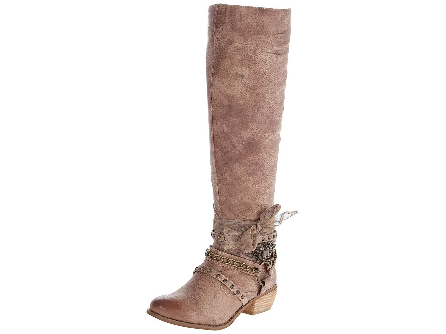 Not Rated Womens Tutsan Riding Boot
