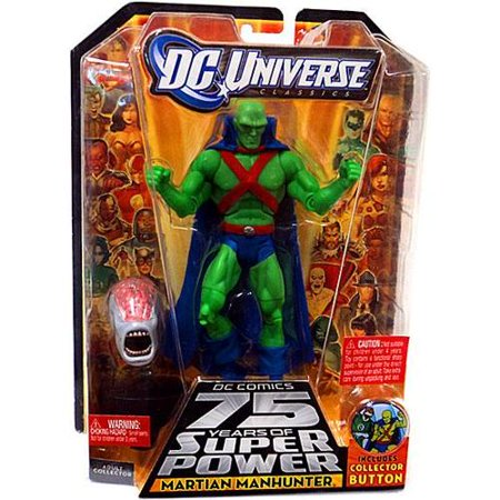 DC Universe Connect Figure Martian Manhunter Variant Weapon