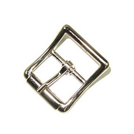 Strap Buckle Nickel Plated 3/4