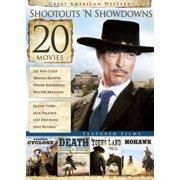20-Film Great American Westerns: Shootouts 'N Showdowns by ECHO BRIDGE ENTERTAINMENT
