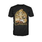 Cuphead Bosses Men's T-Shirt