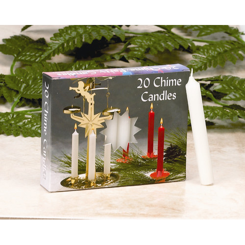 Biedermann and Sons Chime Candles (Set of 200)