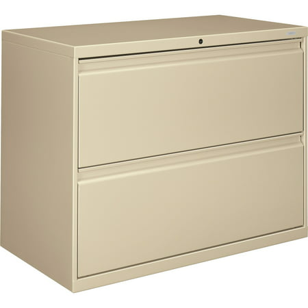 Hon Series Center Drawer (HON, HON882LL, Brigade 800 Series 2-Drawer Lateral, 1 Each,)