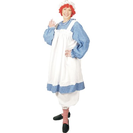 Raggedy Ann Halloween Costume For Toddler (Morris Costumes Raggedy Ann Plus Size Adult Halloween Costume, Style,)