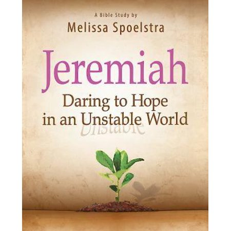 Jeremiah, Participant Book : Daring to Hope in an Unstable