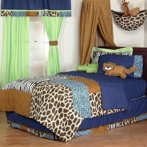 One Grace Place Jazzie Jungle Boy Comforter