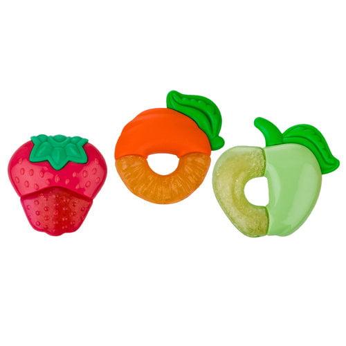 Garanimals Fruit-Shaped Ice Teethers, 3pk