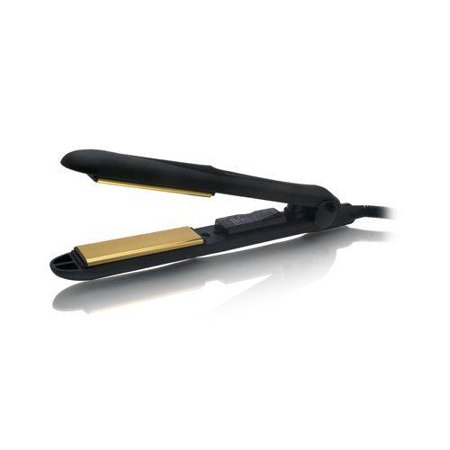 Helen of Troy Salon Pro 1 Inch Flat Iron with Gold Plates Model No. 1800