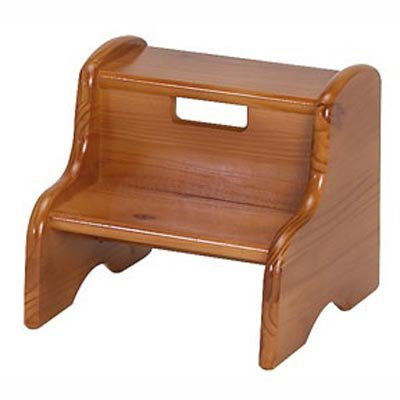 Little Colorado Kids Wooden Step Stool by Little Colorado Inc