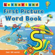 First Picture Word Book - eBook