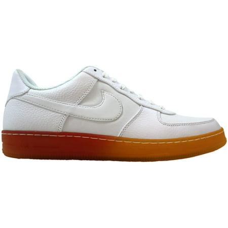 Nike AF1 Dowtown BR White/Light Crimson-Atomic Mango 644571-100