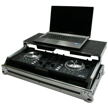 Harmony HCMIXTRACKPRO3LT Flight Glide Laptop Stand DJ Case Numark Mixtrack 3
