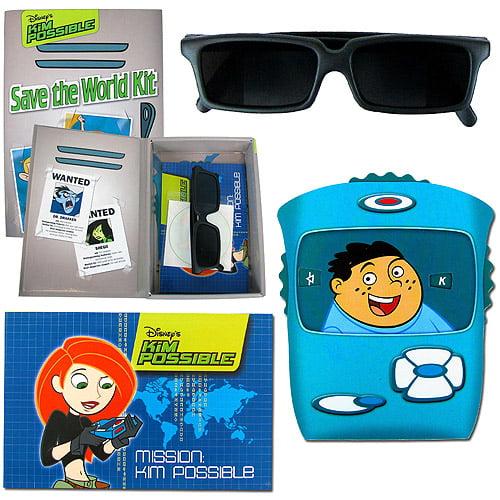 Disney Kim Possible Top Secret Spy Kit
