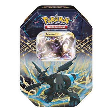 Pokemon Black White Card Game Spring 2012 EX Collectors Tin Zekrom